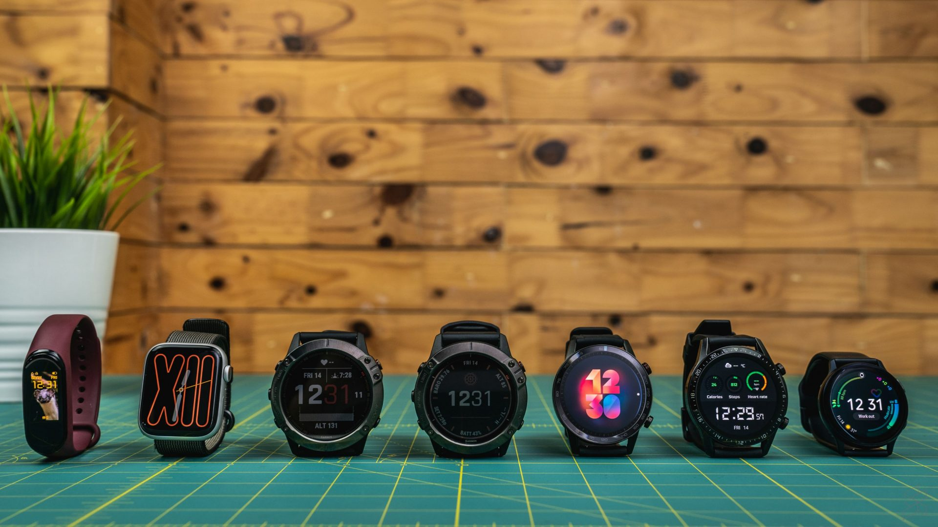 The 4 Best Smartwatches for 2021